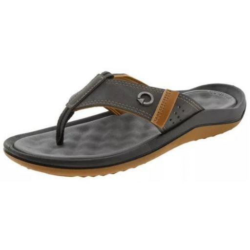 SANDALIAS CARTAGO SANTORINI II THONG AD . 11112. BLACK/BROWN 21728
