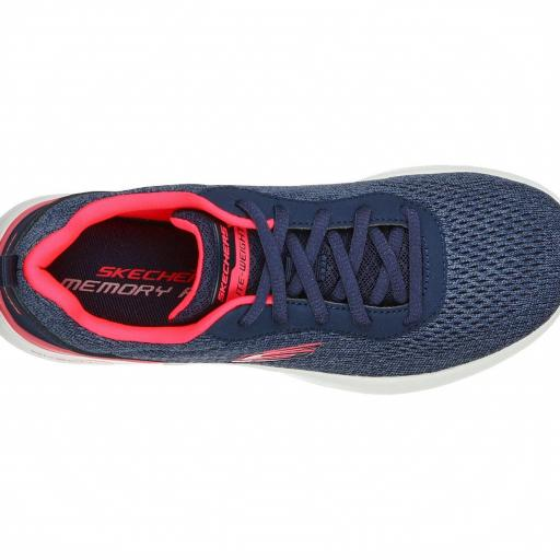 Skechers Skech-Air Dynamight. 149340/NVCL. Navy-coral. [3]
