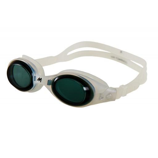 Gafas Natación Adulto Mosconi Compact Fit. 200.64 Colores: Negro, Azul, Verde. [1]