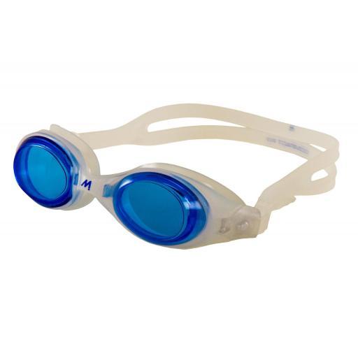 Gafas Natación Adulto Mosconi Compact Fit. 200.64 Colores: Negro, Azul, Verde. [2]