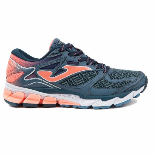 ZAPATILLA RUNNING JOMA R.VICTORY LADY 812 GREY