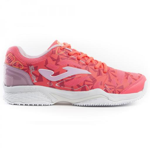 ZAPATILLAS JOMA T.SLAM 810 FUCSIA CLAY