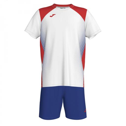 Conjunto Verano Joma Asteiro Set. 500267.206 White-royal.