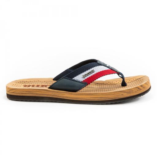 Chanclas Joma Florida navy-red