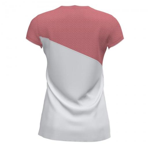 Polo Mujer Padel/Tenis Joma Misiego . Pink/white. 900976.205 [1]