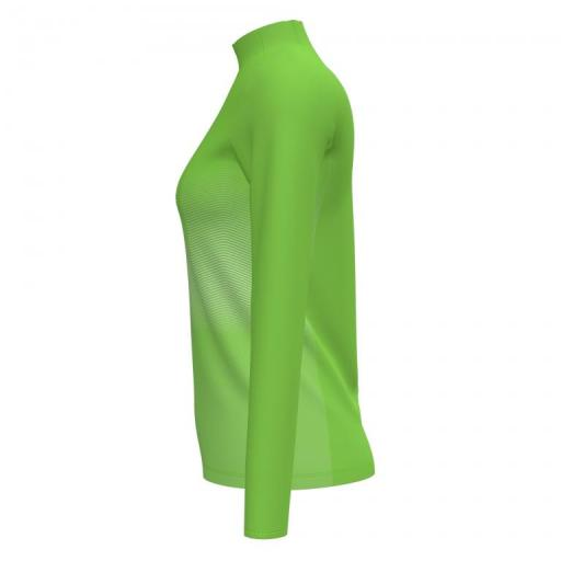 Sudadera Running Mujer Joma Elite VII. 901031.020. Flúor Green-white. [2]