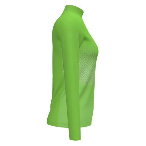 Sudadera Running Mujer Joma Elite VII. 901031.020. Flúor Green-white. [3]