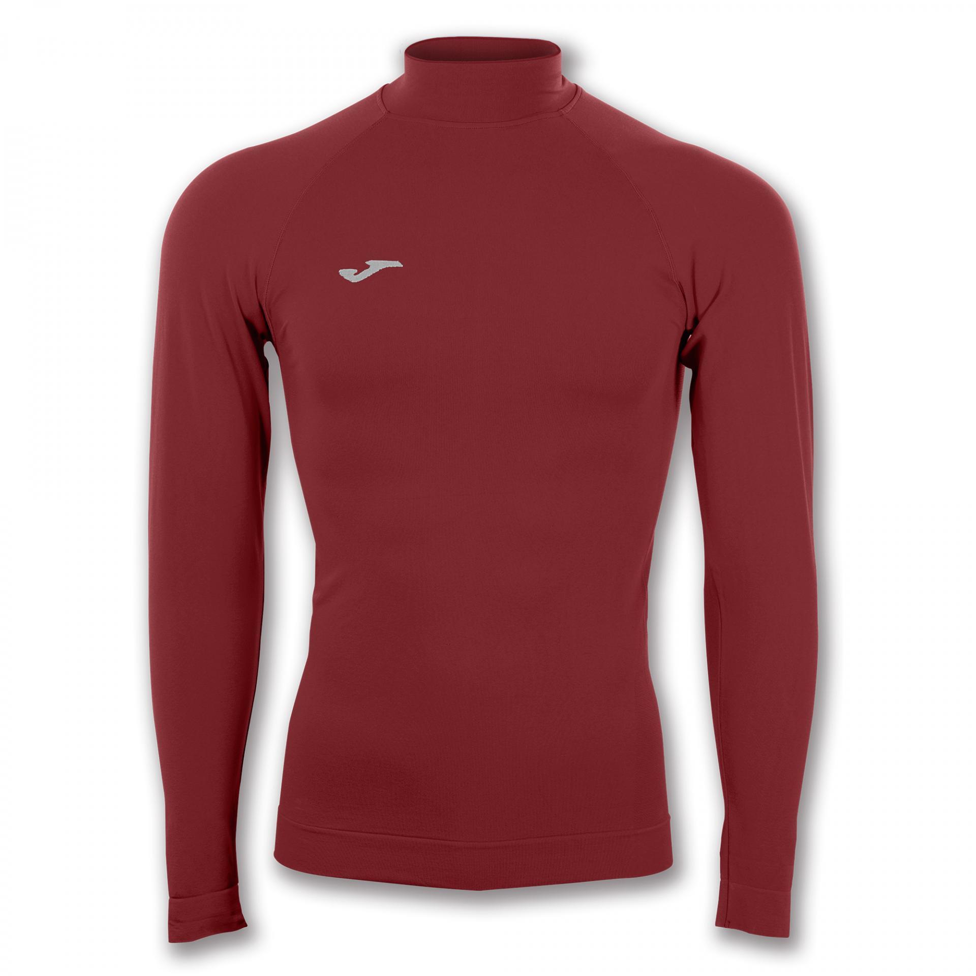 Joma Academy Shirt Brama Burgundy. 101018.671