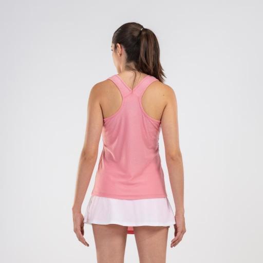 Camiseta Tirantes Joma Misiego. 900974.524 Pink Sleeveless. [1]