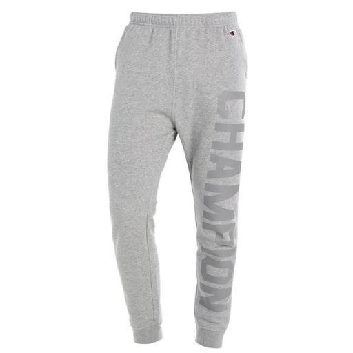 Pantalon Champion Authentic Customfit Big Logo Rib Cuff Pants