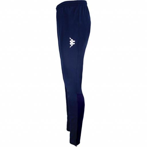 Pantalón de entrenamiento Kappa Ponte Ultra Fit.304IPN0 [1]