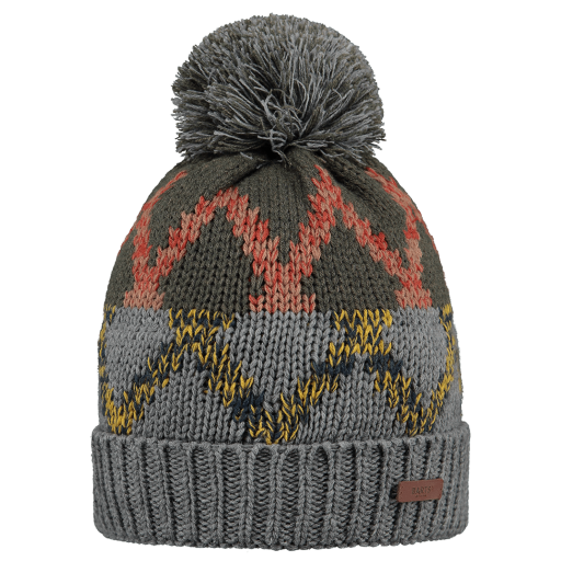 Barts Jared Beanie Hombre Heather Grey. 4888002