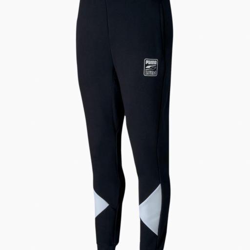 Puma Rebel Pant Block. Black. 583499 01 [2]