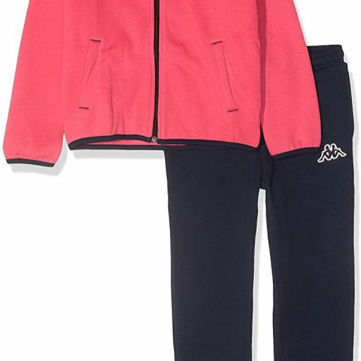 Kappa Tiphanine Girl. 303SC10. Fucsia/blue navy