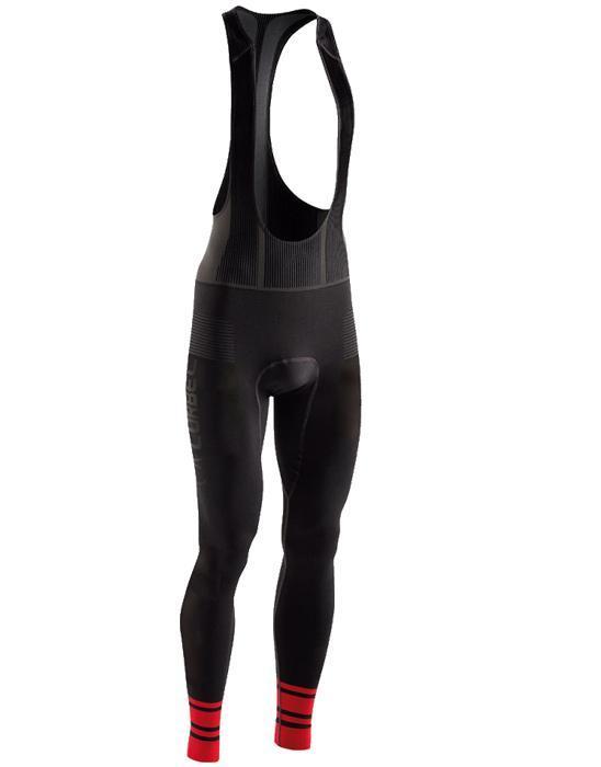 Culote largo Ciclismo Lurbel Conquer con ergonomía y tallaje masculino.