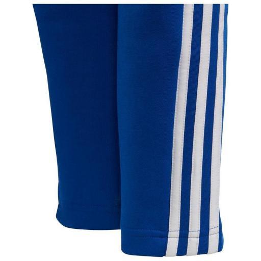 Adidas B 3S Tapered P. Pantalón Niños Azul/blanco. GE0669 [3]
