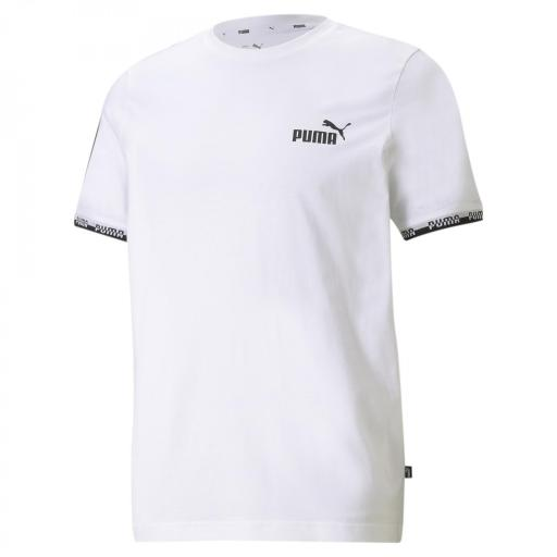 Camiseta M/c Casual Hombre PUMA Amplified Tee