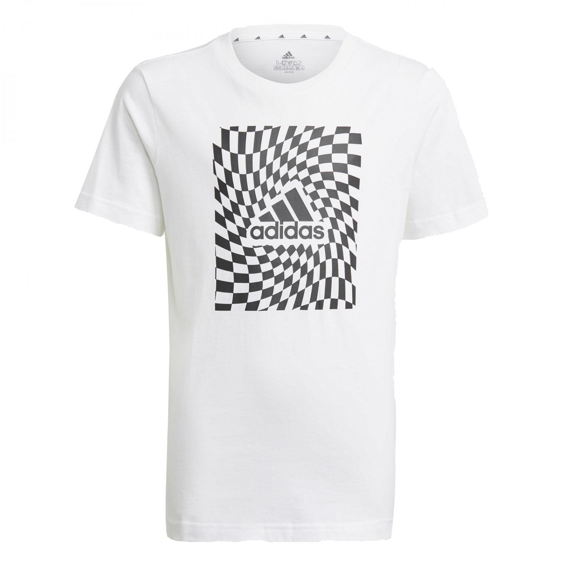 Camiseta niños ADIDAS GRAPHIC
