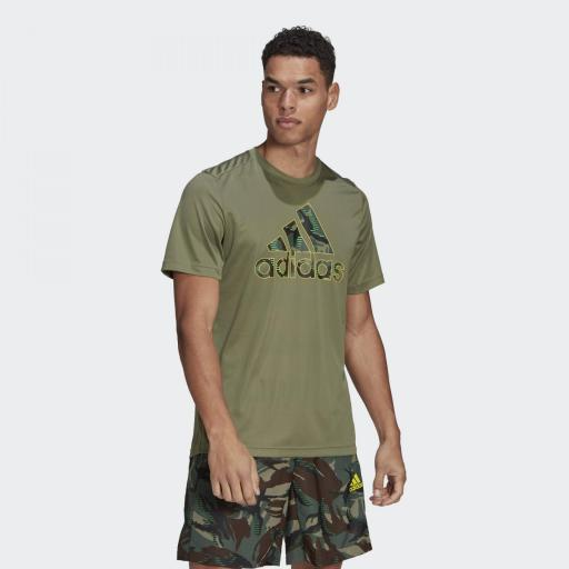 Adidas M Camo Graphic T2. GM2111