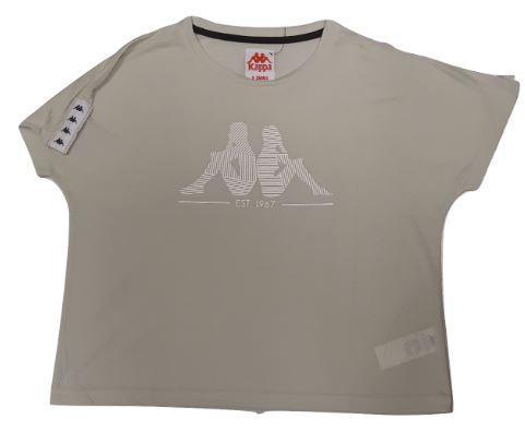 Camiseta mujer Kappa authentic Yerri