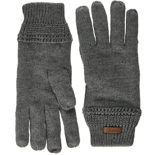 Guantes Hombre BARTS MACKY GLOVES. Dark Heather.