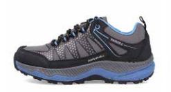 Zapatillas trekking mujer Paredes LT20192