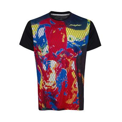 Camiseta J´hayber La Bestia. DA3215 Multicolor