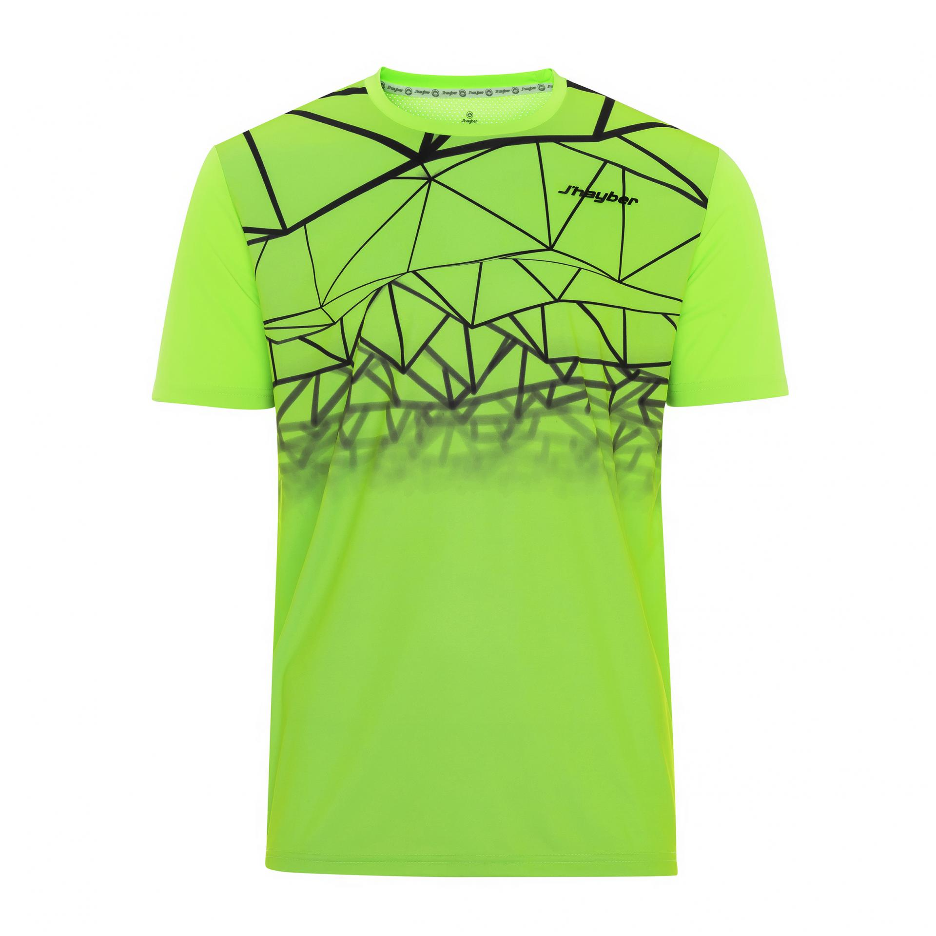 Camiseta Técnica J´hayber DA3218. Green.