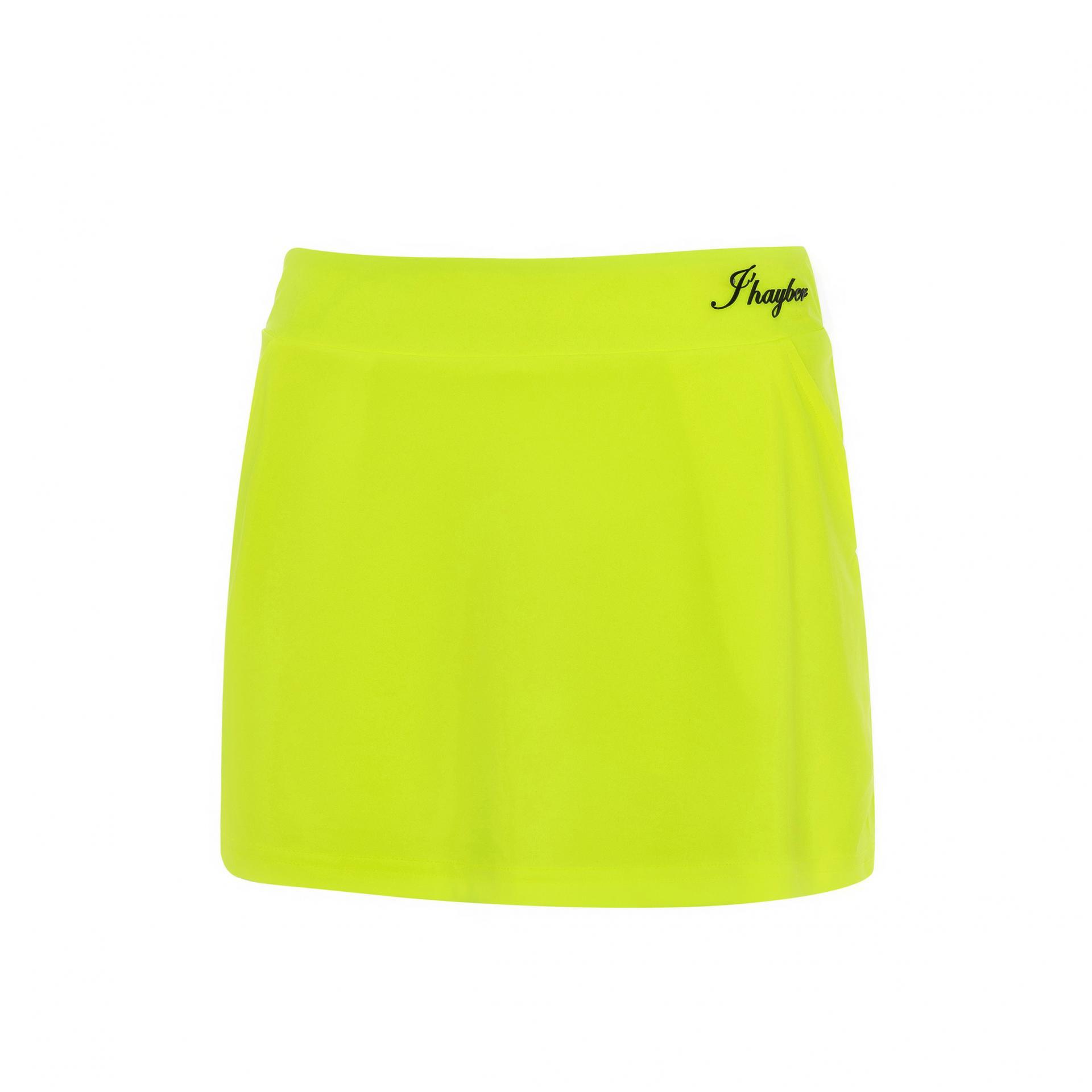 Falda Pádel Pockets J´hayber DS12210. Yellow