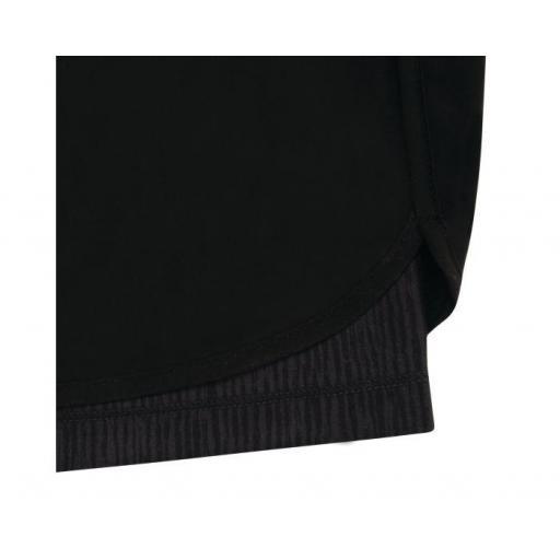 Pantalón corto Mujer dos capas . DARE2B ENCLOSE SHORT. DWJ383 . Black [1]