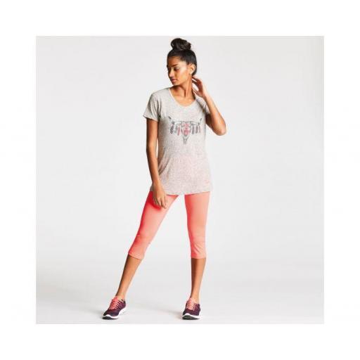 DARE2B NATIVE TEE . Camiseta mujer manga corta , modelo DWT418 [1]