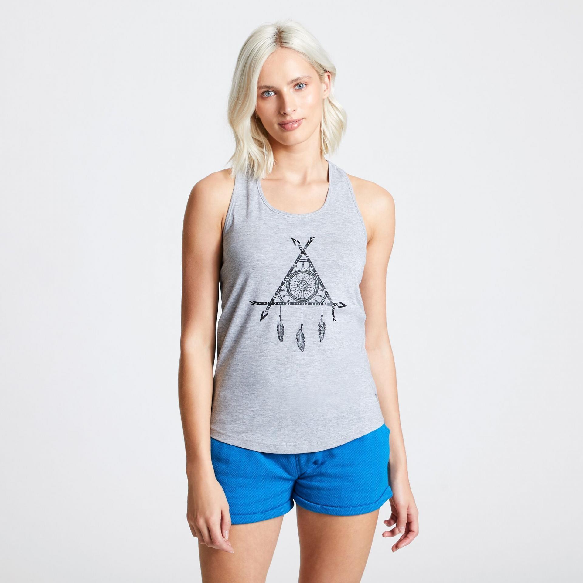 Camiseta Tirantes Dare2B Akin. DWT522. Grey