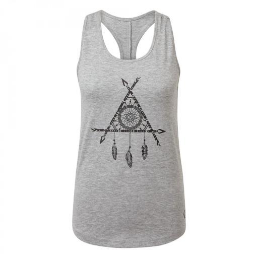 Camiseta Tirantes Dare2B Akin. DWT522. Grey [2]