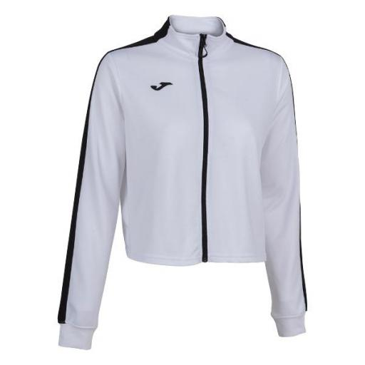 Joma Torneo Full zip SweatShirt White/black. 901223.201