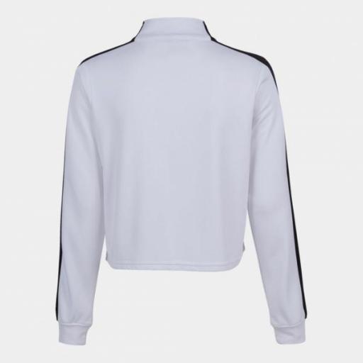 Joma Torneo Full zip SweatShirt White/black. 901223.201 [3]