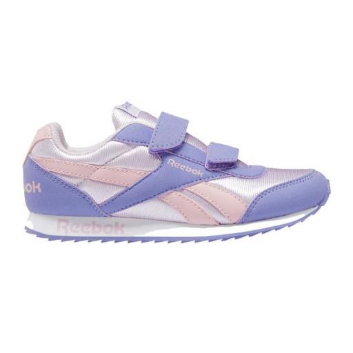 Reebok Royal CLJOG 2 2V. Lile/purple/pink