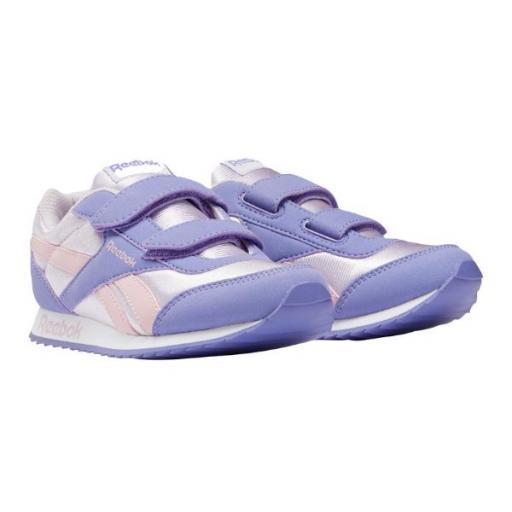 Reebok Royal CLJOG 2 2V. Lile/purple/pink [2]