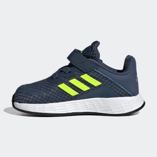 Adidas Duramo SL I. F9173. Blue/Yellow. [1]