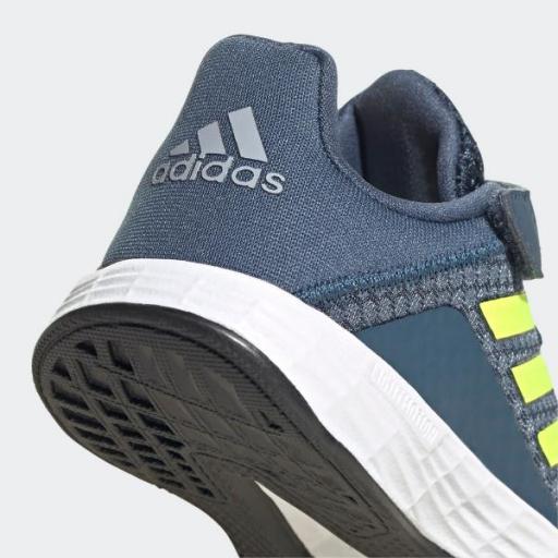 Adidas Duramo SL I. F9173. Blue/Yellow. [3]