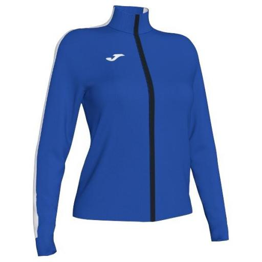 Joma Torneo Full Zip Sweatshirt Royal White. 901223.726