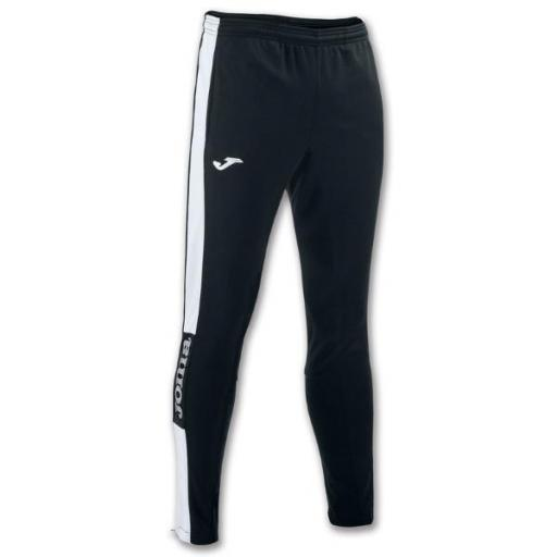 Joma Long Pant ChampionShip IV Black-White.  100761.102