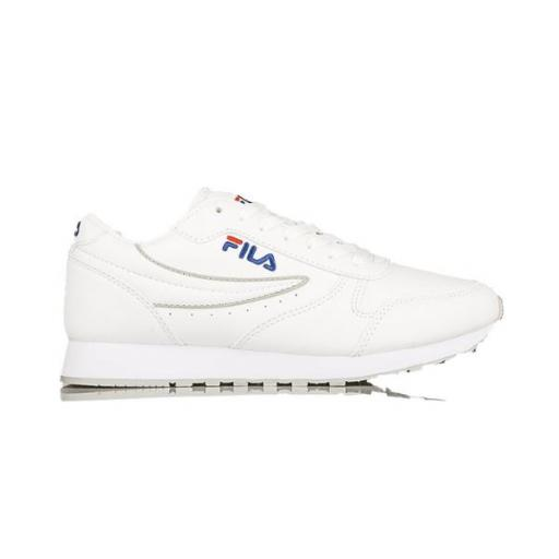 Fila Orbit Low WMN. Blanco. 1010308.1FG