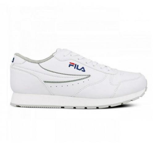 Fila Orbit Low. Blanco. 1010263.