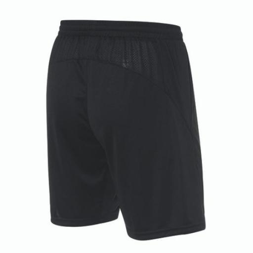 J´Hayber Basic Pantalón Corto. DA4377-200. BLACK [1]