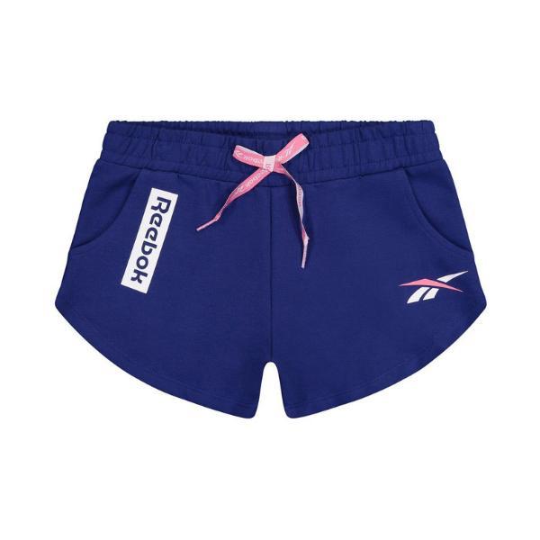 REEBOK Multi Hit Short. EX7683 Navy. Pantalón corto Niña.