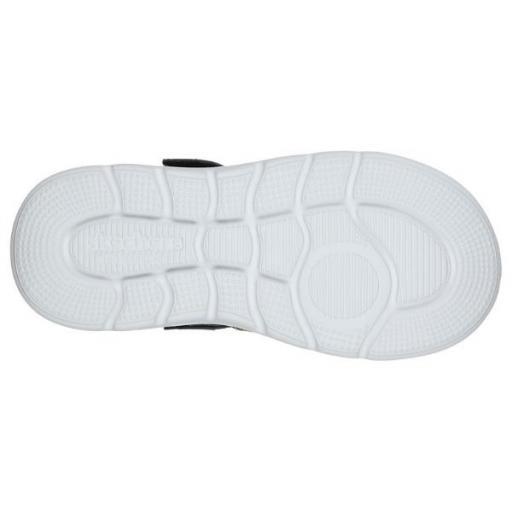 SKECHERS C-Flex Sandal 2.0- Heat -Blast. Navy/lime. 400041L/NVLM.  [3]