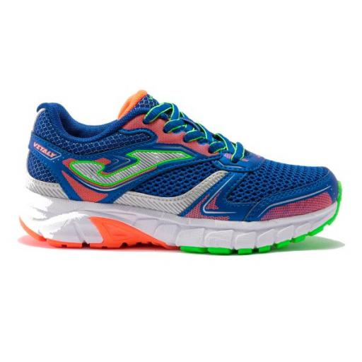 JOMA VITALY JR2105. Electric Blue Coral. JVITW2105