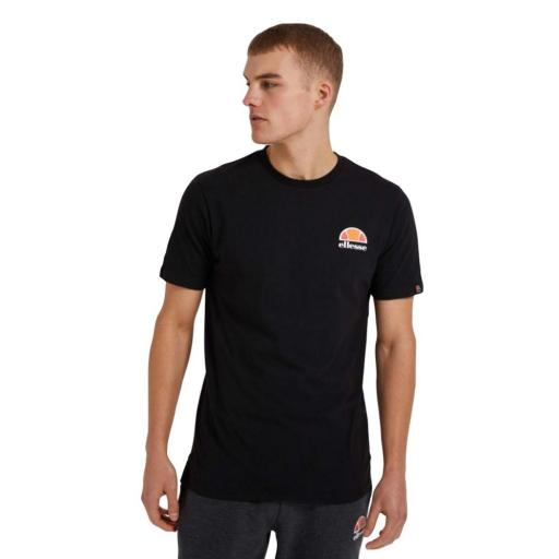 ELLESSE CANALETTO TEE. SHS04548. Anthracite.