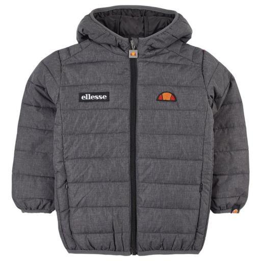 ELLESSE Regalio Padded Jacket JNR. Dark Grey Marl. S3E09995