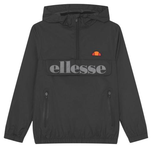 ELLESSE TOCCIO OH JACKET. SRG09928 Black.